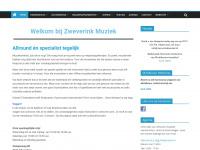 zweverinkmuziek.nl