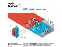 Pepijn Berghout, illustrator & grafisch ontwerper - illustraties, infographics, animaties