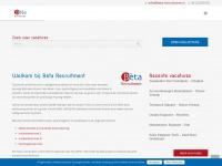 beta-recruitment.nl