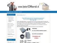 BeterGSMbereik.nl | Beter GSM bereik
