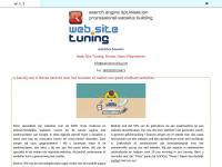 Websites Bouwen en Optimaliseren Voor Zoekmachines door Web Site Tuning