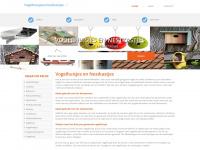 Vogelhuisjesennestkastjes.nl - Voor de leukste vogelhuisjese of nestkastjes.