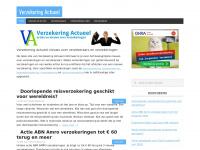 Verzekering-actueel.nl - Verzekering Actueel | Nieuws over verzekeringen en Verzekeraars