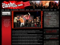 theclashofthecoverbands.com