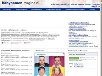 Babynamen-pagina.nl - This domain name has been registered with DomRaider.com