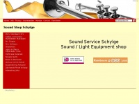 Soundshopschylge.nl - Welcome