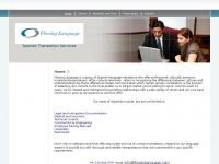 Flowinglanguage.com - Spanish Translation Services - Home