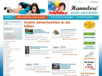 Hannelore.be advertenties
