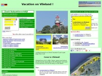 Vlieland | holiday home, apartment or hotel on Vlieland, vacation island with sandy beaches
