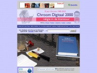 Chroom.net - Chroom Digitaal 2000 - religie in de literatuur