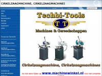 Cirkelzaagmachine / Machinewinkel / Techbi-Tools