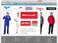 Crowneast.de - Orcon-SJ BV onderdeel van Uniform Brands Ltd.