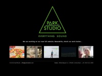 ParkStudio – Everything Sound – Amsterdam – Sound design, music composition, audio post production