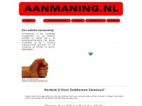 aanmaning.nl