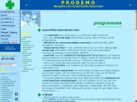 prodemo.be