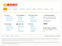 Azmoney.co.uk - Money - Compare Financial Products