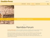 Namibia-forum.ch - Startseite
