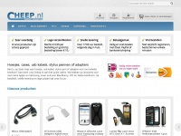 Cheep.nl - Home page
