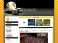 Online Casino iDeal | Casino's met iDeal