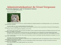 Degrootvergouwe.nl - Administratiekantoor en Opleidingscentrum De Groot-Vergouwe