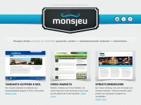 Monsjeu - Grafisch ontwerp Rotterdam