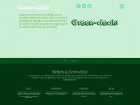 Green Deals – De meest complete site op het gebied van groene koopjes.