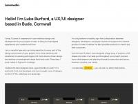 Lunamedia.co.uk - Hello. I'm a User Interface Designer & Front-end Developer.