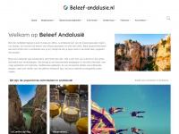Vakantie Andalusie, vakantie zuid Spanje - Beleef Andalusie