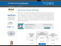 businessemailhosting.com