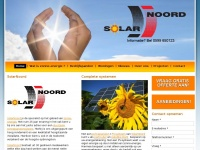 Solarnoord.nl - Solar Noord B.V. | Solar Noord -  Noord juiste gedreven