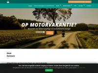 Hier vind je alle motorcampings, motorhotels in Europa!