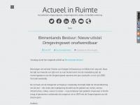 actueelinruimte.nl