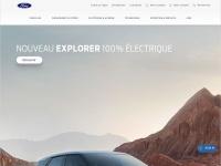 Ford.fr - Site officiel de Ford France | Go Further | Ford FR