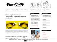 Vision Today - Hét online vaktijdschrift voor de optiekbranche.