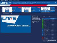 Lnfs.es - Liga Nacional de Futbol Sala