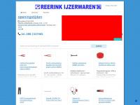 REERINK IJZERWAREN home page