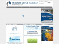 Carwash.org - International Carwash Association Serves the Global Car Wash Community