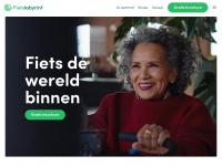 Interactieve fietstochten voor in de zorg - Fietslabyrint.nl