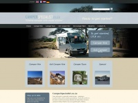 CamperSpecialist.co.za Home