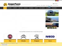 Camperpassie.nl Home pagina