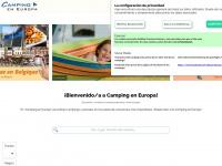 Camping-en-europa.es - Camping en Europa » Campings Europa » ¡Encuentre y contacte al camping adecuado a nivel europeo!