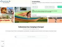 Camping-i-europa.dk - Camping i Europa » Campingpladser Europa » Find og reservér den passende campingplads i hele Europa!