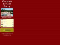 Camping-auvergne.mobi - Camping Le Clos Auroy sur Iphone / index