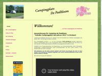 Camping-depeelbloem.nl - Camping de Peelbloem