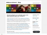 HNWrecruitment – Blog | Weblog met daarin actuele issues rondom Het Nieuwe Werken