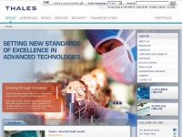 Homepage | Thales Group