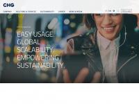 Chg-meridian.com - CHG-MERIDIAN - Efficient Technology Management