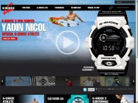 Gshock.com - G-SHOCK Watches by Casio - Tough, Waterproof Digital Analog Watches