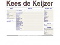 Welkom op Kees de Keijzer.nl