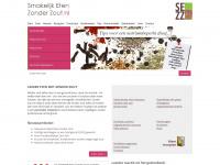 Lekker eten met minder zout, smakelijk eten zonder zout.nl
